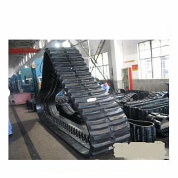 rubber tracks for mini excavator rubber crawler tracks